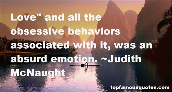 Quotes About Obsessive