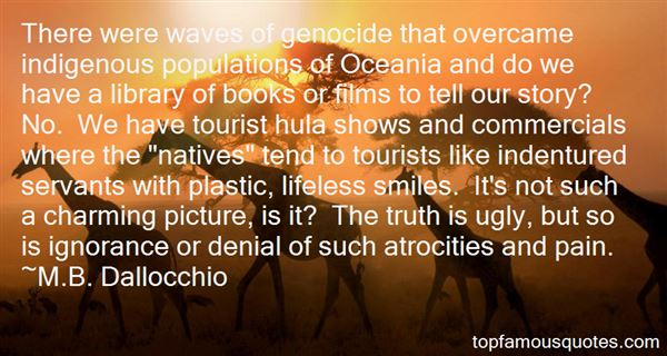 Quotes About Oceania