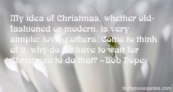 Quotes About Old Fashioned Christmas