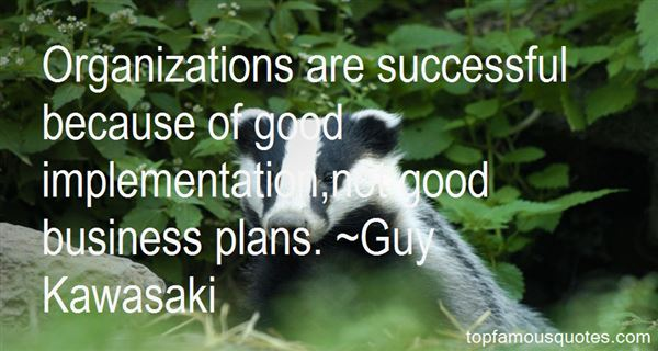 Quotes About Organizations Success