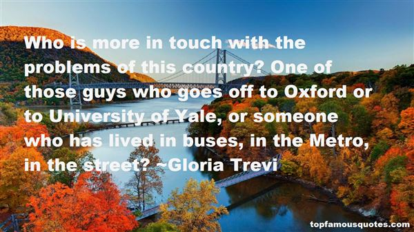 Quotes About Oxford University
