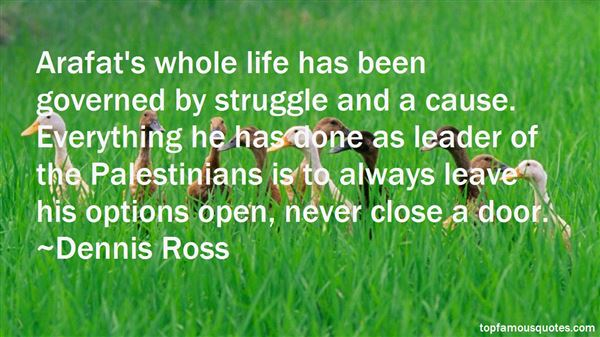 Quotes About Palestinians