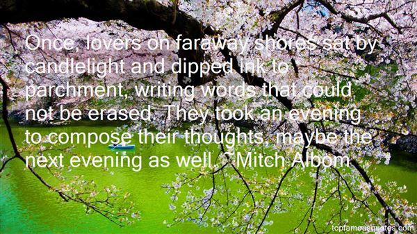 Quotes About Parchment