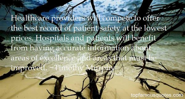 Quotes About Patient Safety