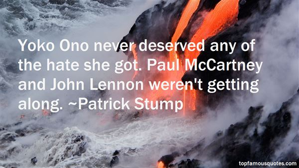 Quotes About Paul Mccartney