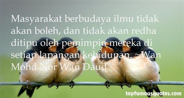 Quotes About Pemimpin