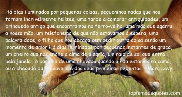 Quotes About Pequeninos