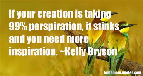 Quotes About Perspiration Inspiration