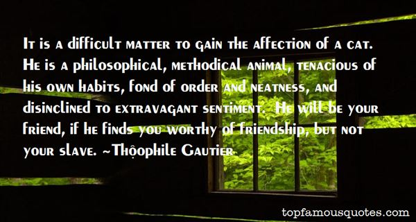 Quotes About Philosophical Friendship