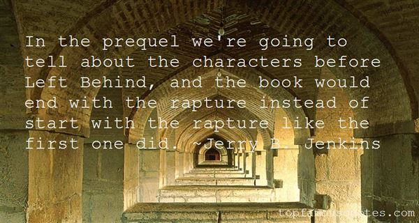 Quotes About Prequel