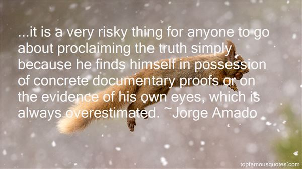 Quotes About Proofs