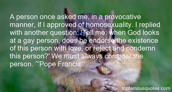 Quotes About Provocative Love