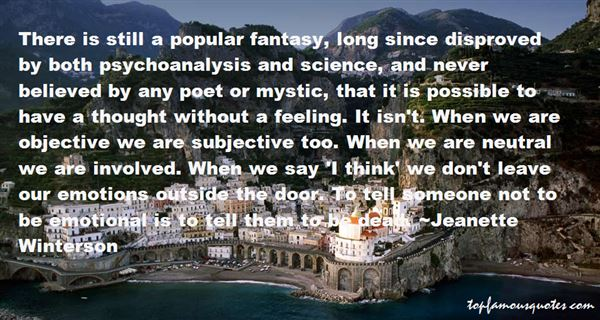 Quotes About Psychoanalysis