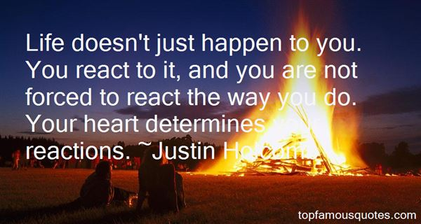 Quotes About Reactions