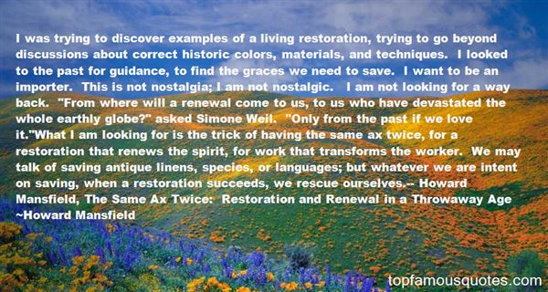 Quotes About Renewal Of Spirit