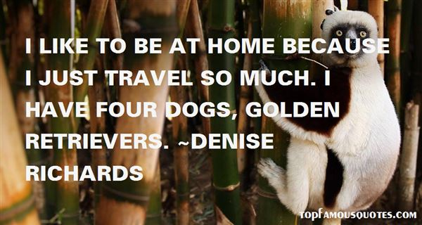 Quotes About Retrievers