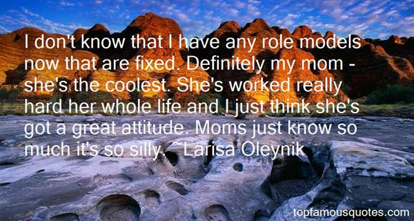Quotes About Role Models In Life