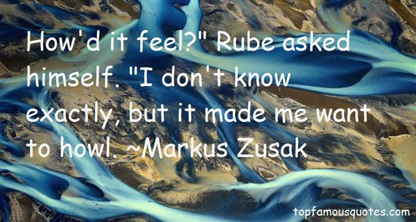 Quotes About Rube