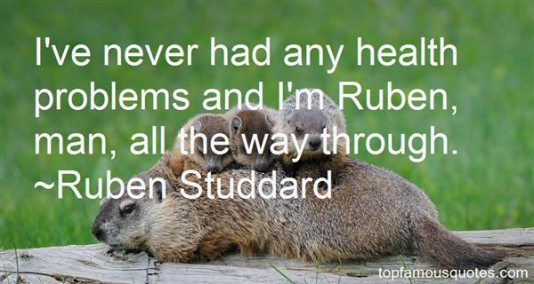 Quotes About Ruben