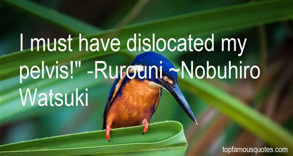 Quotes About Rurouni