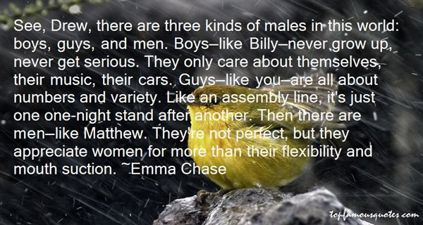 Quotes About Serious Guys