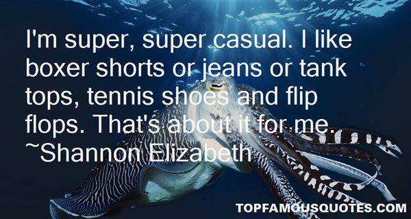 Quotes About Short Jeans