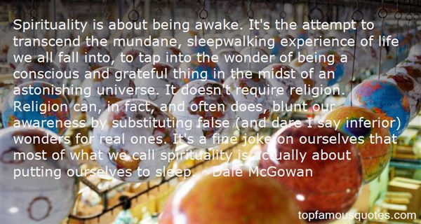 Quotes About Sleepwalk