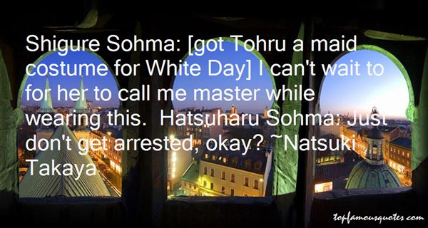 Quotes About Sohma