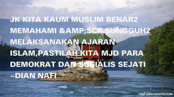 Quotes About Sosialis