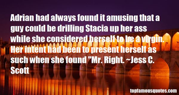 Quotes About Stacia