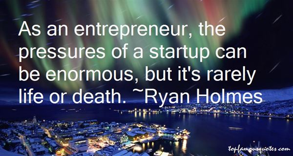 Quotes About Startup Life