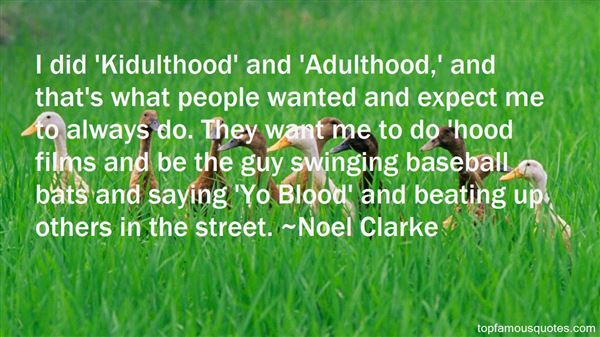 Quotes About Swinging A Bat