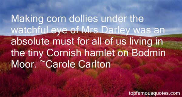Quotes About The Cornish