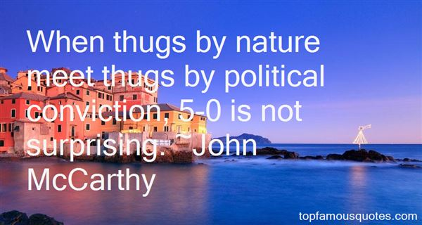 Quotes About Thugs