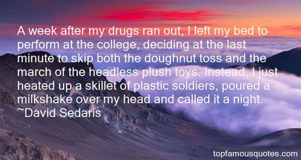 Quotes About Toy Soldiers