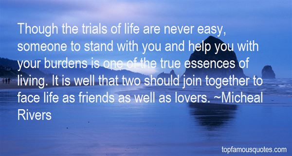 Quotes About Trials In Life
