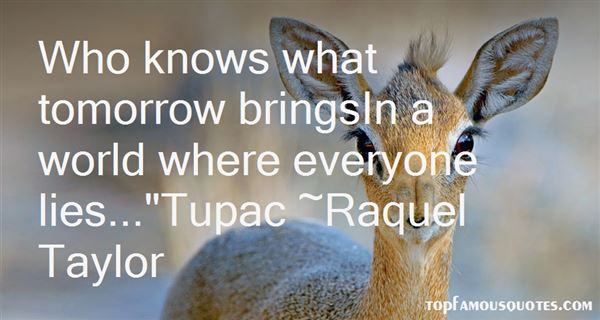 Quotes About Tupac