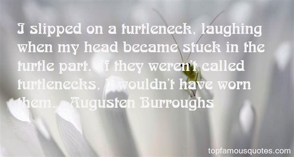 Quotes About Turtlenecks