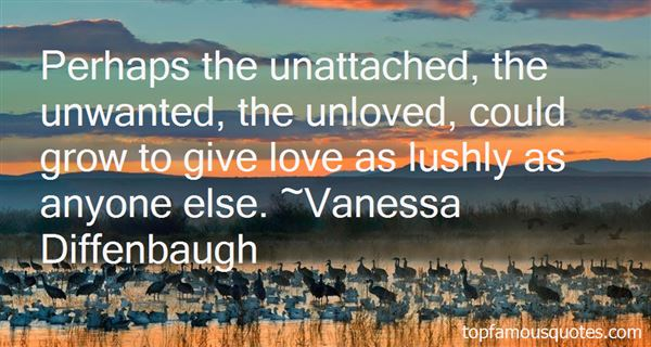 Quotes About Unwanted Love
