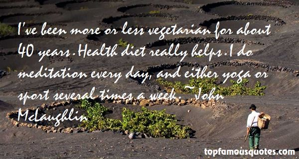 Quotes About Vegetarian Diet