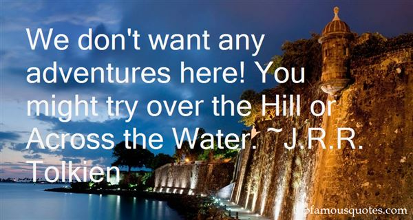 Quotes About Ventures