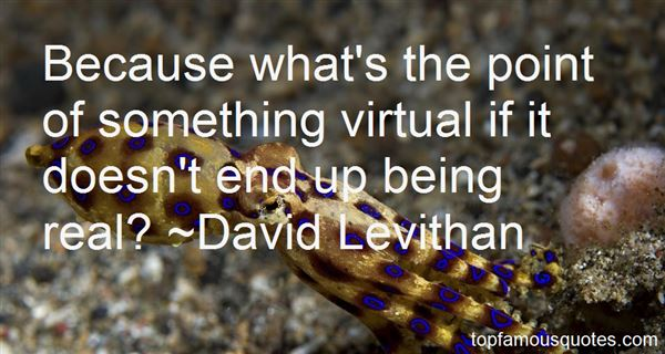 Quotes About Virtual