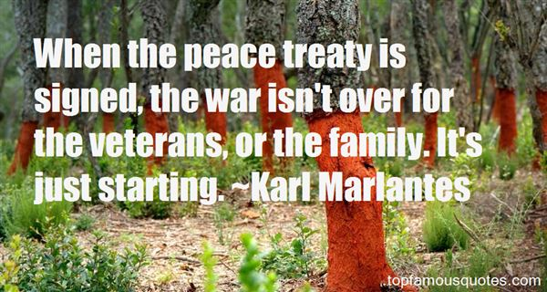 Quotes About War Veterans