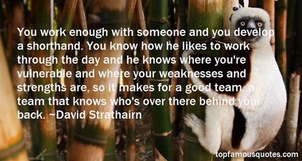 Quotes About Weaknesses And Strengths