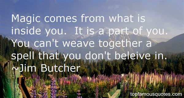 Quotes About Weave