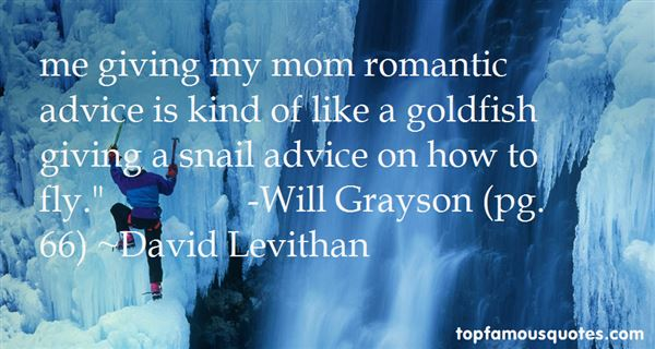 Quotes About Will Grayson