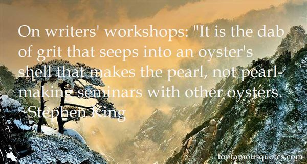 Quotes About Workshops