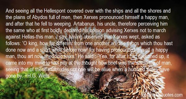 Quotes About Xerxes