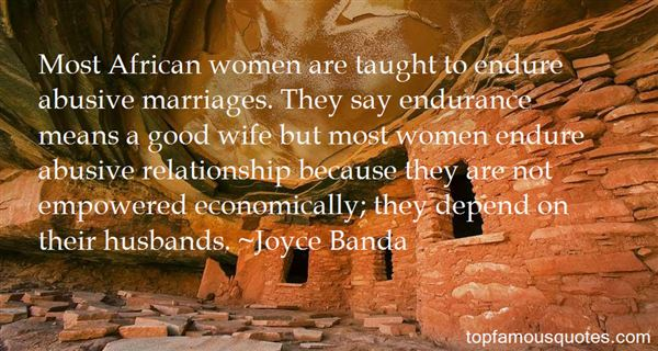 Quotes About Abusive Husbands