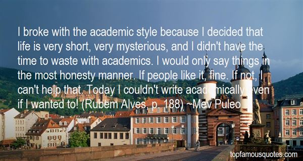 Quotes About Academic Honesty
